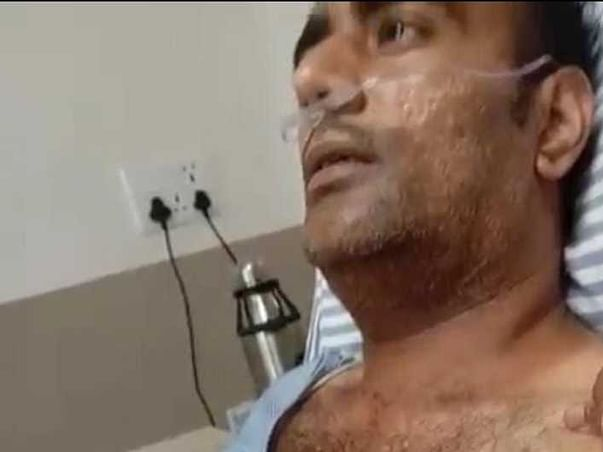 38 Years Old Vikas Yadav Needs Your Help Recover From Brain Tumor