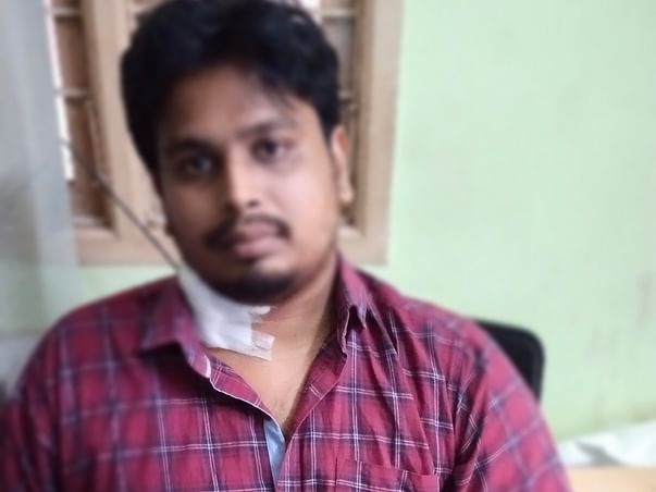 Help Rajesh To Overcome Chronic Kidney Disease