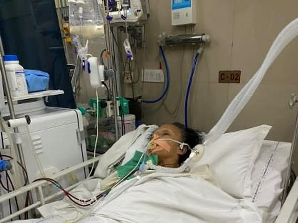 Help My Mother From Multiple Organ Dysfunction
