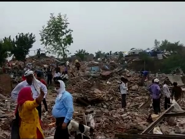 Help People Of khori Gaon To Survive With Food