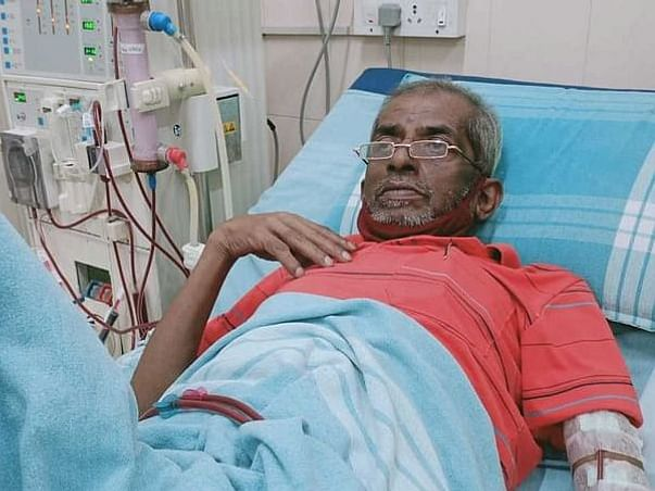 Support My Father To Undergo Hip Joint Surgery