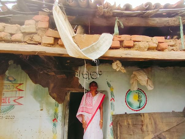 An Appeal For The Financial Support To A Widow Woman