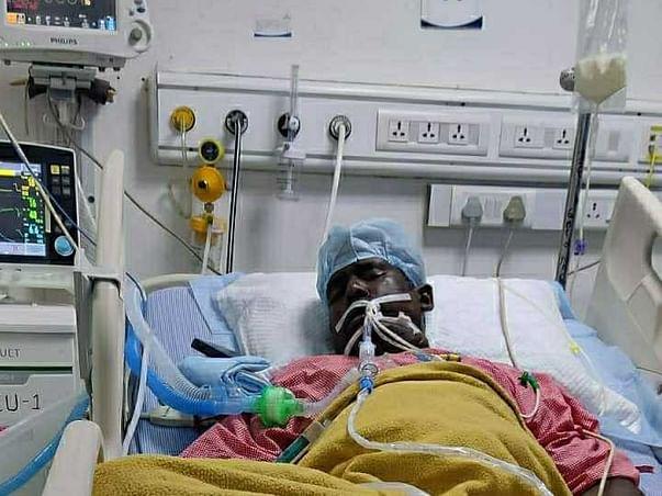 Help Suri Babu to Survive Chronic Kidney Disease and Brain Stroke.