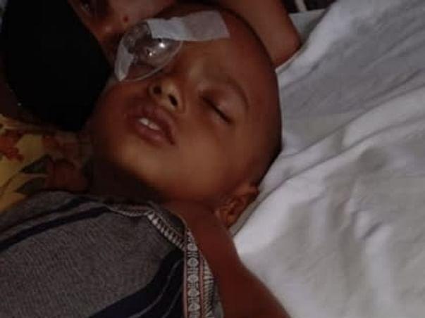 Support Divyanshu Sahoo Recover From Retinoblastoma