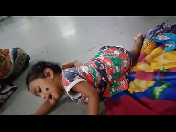 Help My Daughter Recover From Acute Flaccid Paralysis