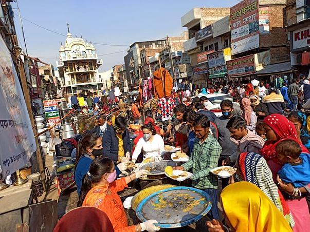 Help Us To Feed 2000 Needy People