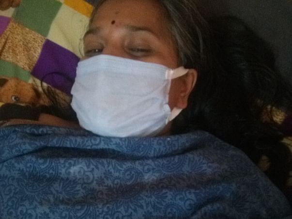 My Mother Is Struggling Form Cervical  And Throat Cancer Symptoms
