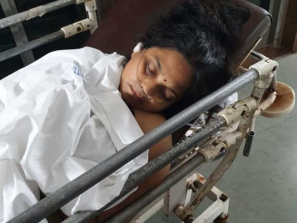 Support Anita Ajit Singh Recover From Brain Haemorrhage
