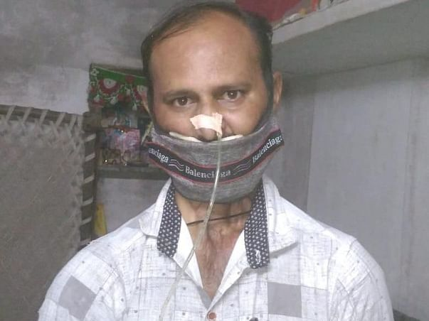 Help Rameshbhai With His Long-Lasting Sufferings