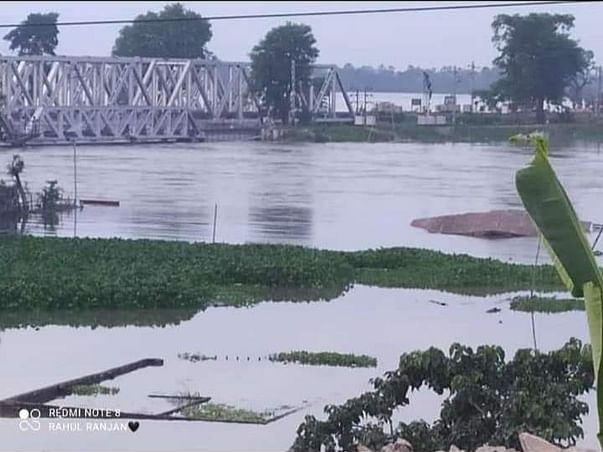 Help For The People Effected In Samastipur Floods