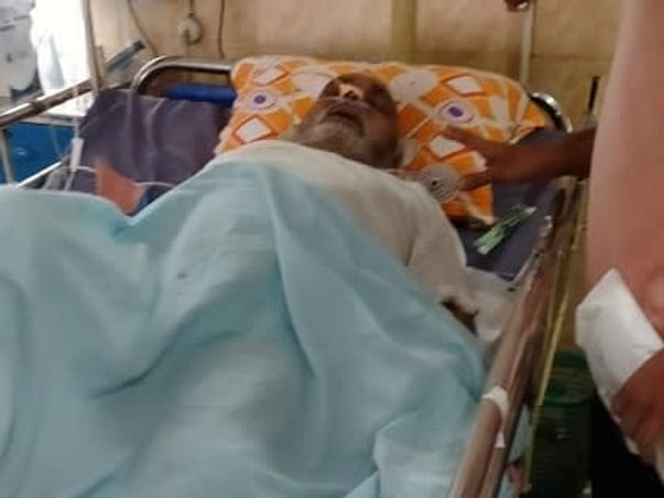 Support Ram Chandra Shaw Recover From Sepsis (Blood Infection)