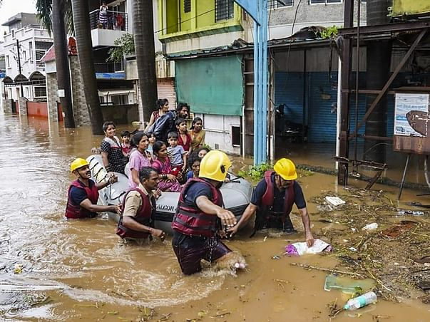 Help Chiplun To Fight Flood