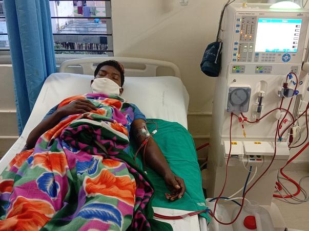 Help My Husband Anil Kumar Undergo Kidney Transplantation