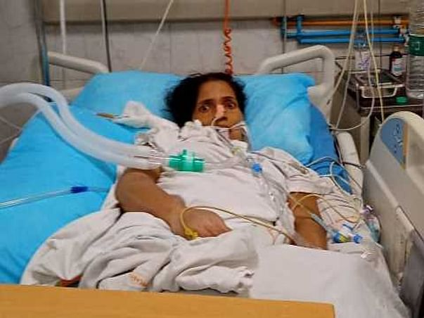 Help My Sister Bharati Devi To Recover From Post Covid Symptoms