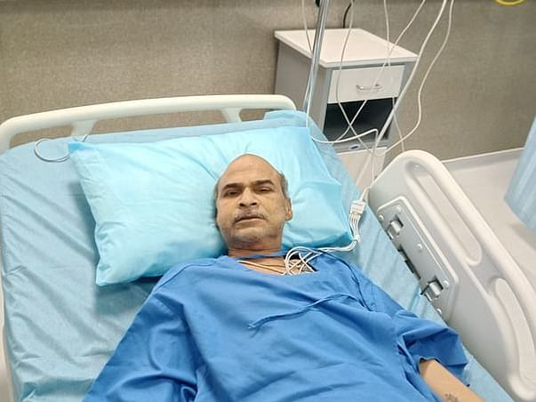 Support Arvind Bhatt Recover From Heart Disease