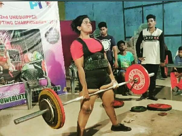 Lift Ashwini to lift India🇮🇳