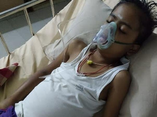 My Nephew Is Struggling With Leukemia, Help Him