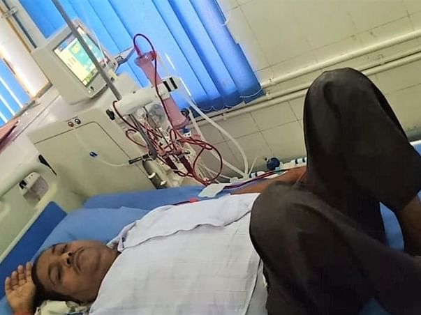 My Uncle Is Struggling With Kidney Failure, Help Him.