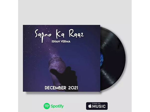 Recording My Debut Album 'Sapno Ka Raaz'
