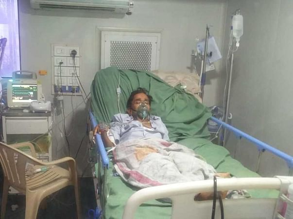 Support Dwijabar Adhikary Recover From Covid-19