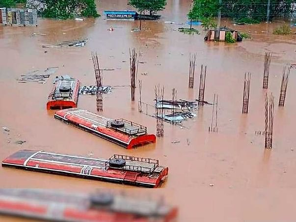 Help Flood Affected People In Maharashtra!