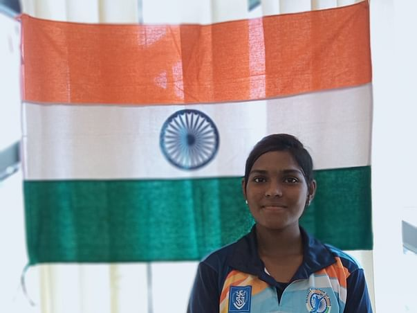 Help KARISHMA To Take A Step Forward For The Nation India
