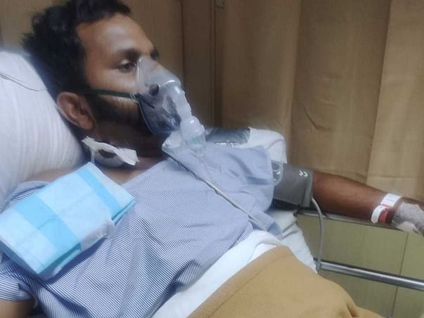 Help My Friend Bhushan Kachare To Recover From Kidney Infection