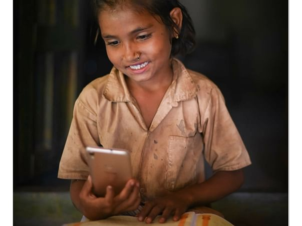 Rural children need smartphones to resume studying. Will you help?