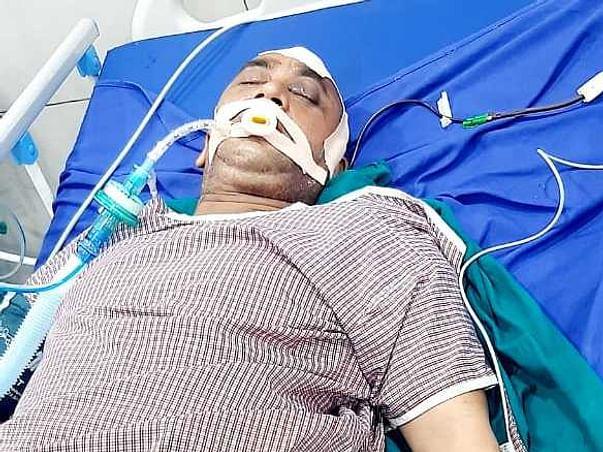 Support Ramakrishna Avulmanda Recover From Accident Head Injury