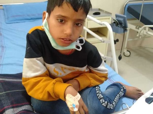 Support Anuj Bhatt Recover From Neuroblastoma  (Stage 4 Cancer)