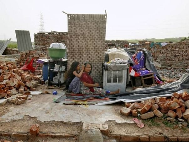 Support 2000 Khori Gaon Families Who Need Shelter Urgently