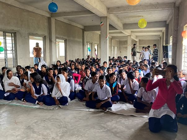 Support To Provide Help For Needy Children's Education