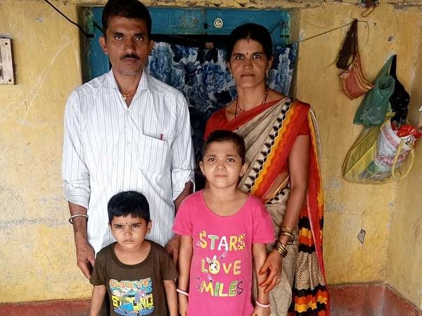 Support Padwal Sardar Singh To Save His Children's
