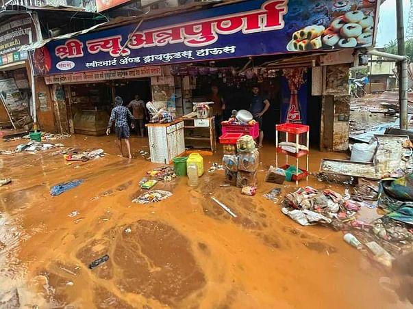 Help Mahad Flood Victims.
