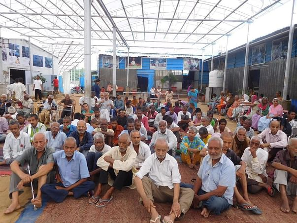 Help Earth Saviours Foundation Feed Their Elderly In Need