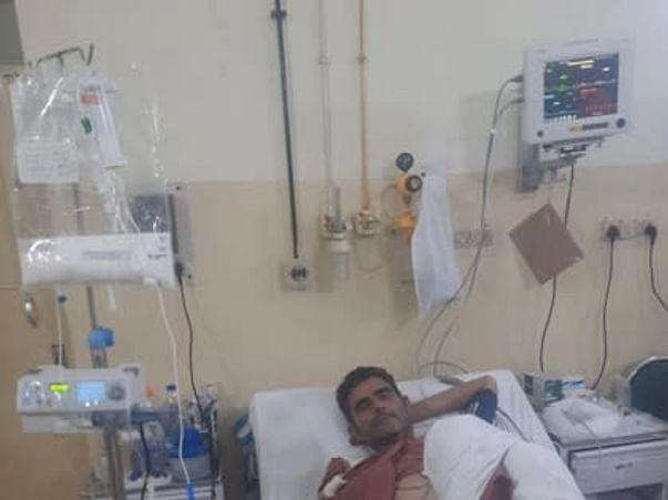 Support Jatinder To Recover From Intestinal Blockage