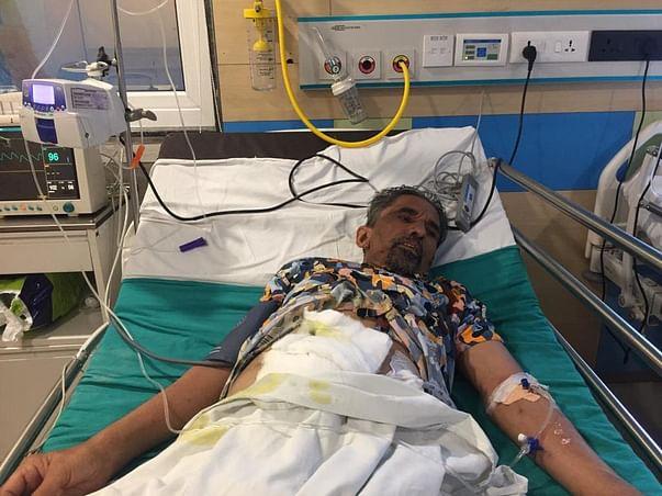 Help My Father Undergo Urgent Surgery