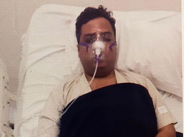 Help Rahul Gupta Recover From Black Fungus
