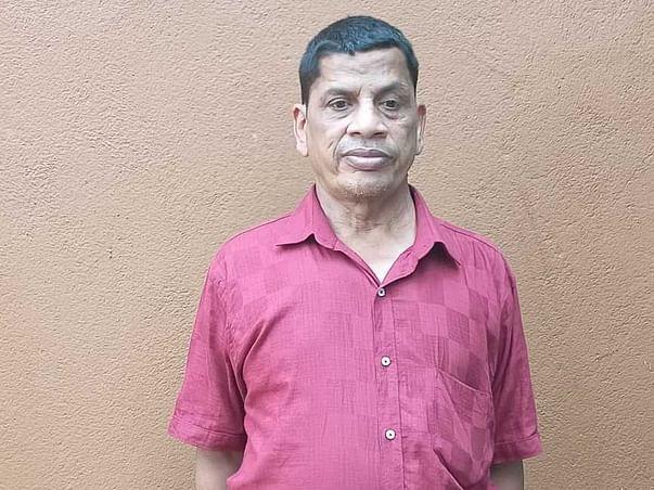 Help Mr. Anand Sahoo Raise Money For His Son's Education