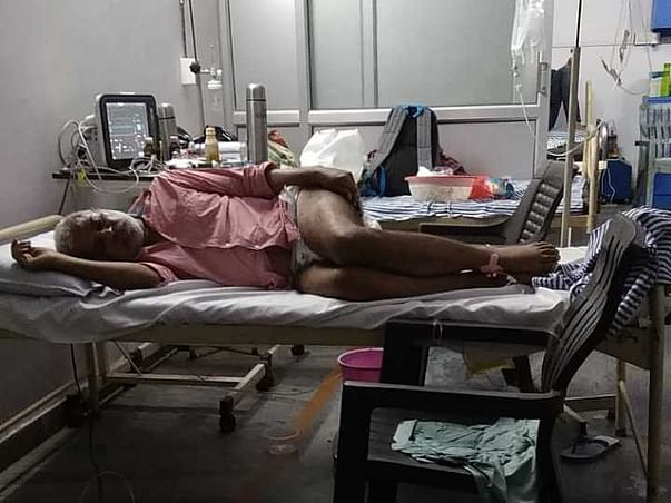 Help A Father, Teacher To Recover From Post Covid Complications