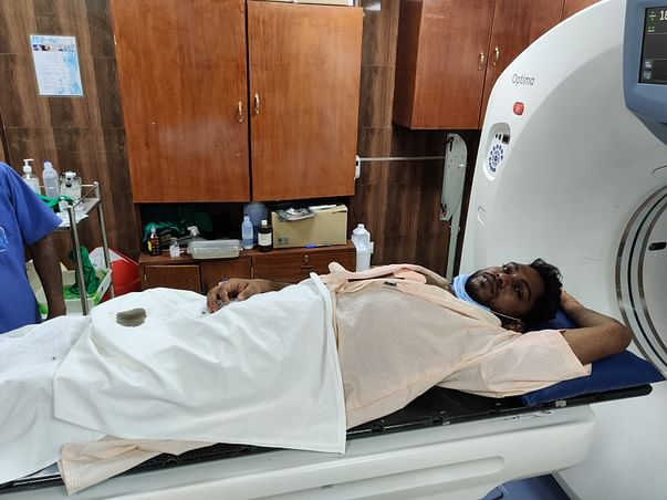 Help My Friend Sathish Recover From Carcinoma Thymus Type A (Thymus Cancer)