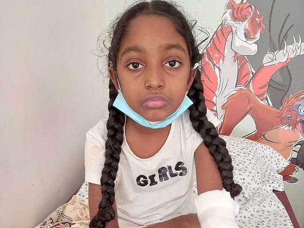 This 9 Years Old Needs Your Urgent Support In Fighting Aplastic Anemia