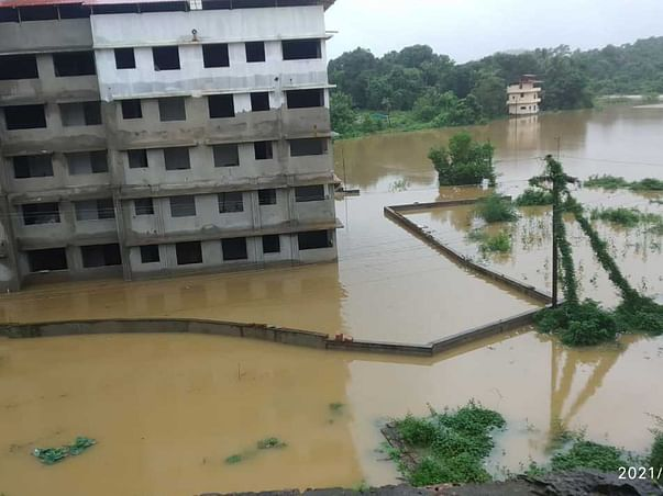 Help Me To Raise A Fund For The Konkan's Flood Affected Victims.