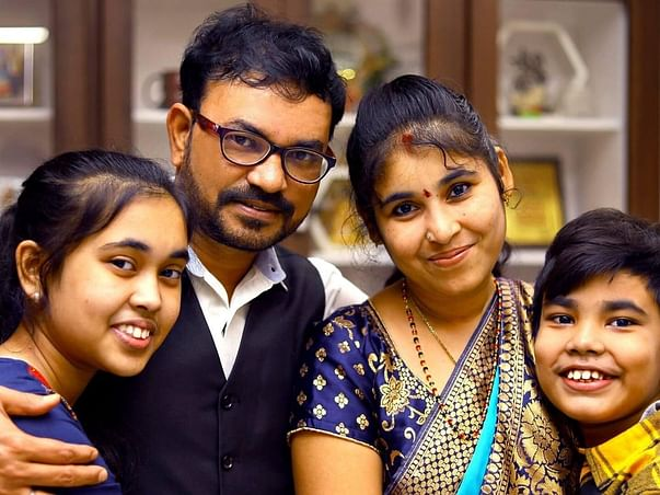 Supporting Family of Rajshekar Aleti