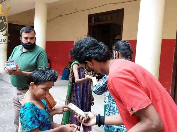 Help To Feed & Educate Underprivileged Childrens.