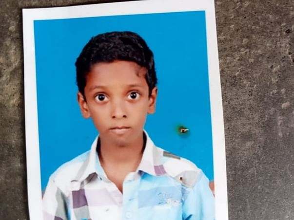 Support S Karthick To Recover From Epilepsy