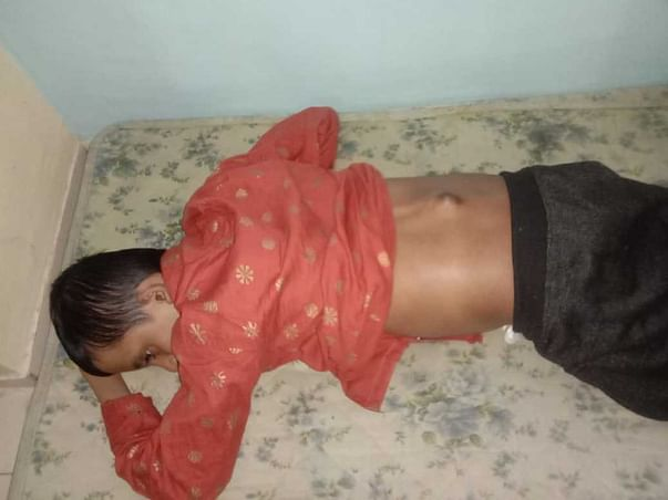 Help Tushar Walk