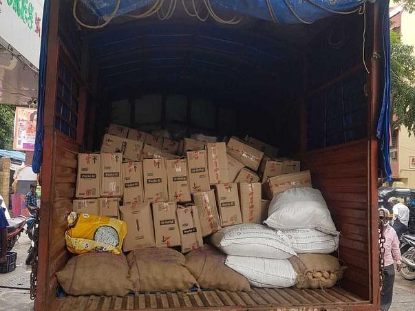 Help For Maharashtra Flood Affected
