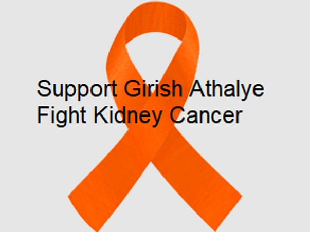 Support Girish Athalye Recover From Kidney Cancer