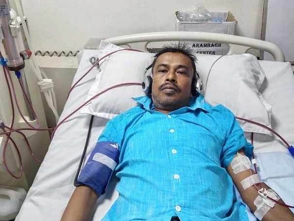 Support My Friend Nantu Kumar Ghosh To Undergo Kidney Failure Treatment